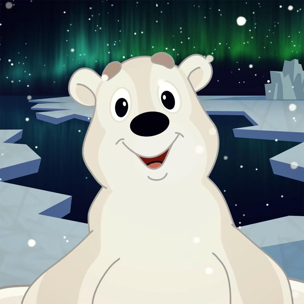 Картинки с медвежонком умка